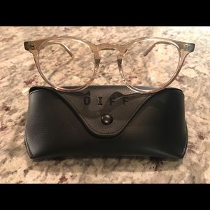 Diff Eyewear Blue Light Blocking Glasses